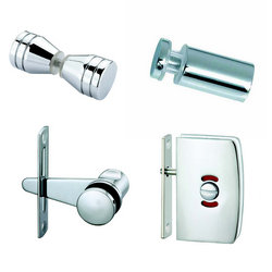 Shower door knobs、latches and locks